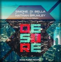 Nový DJ Cillo remix: Simone Di Bella feat. Nathan Brumley - Desire