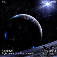 Obal songu Alexsheff  - Flight Into Space