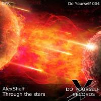 Obal songu Alexsheff  - Through The Stars