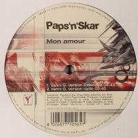 Obal songu Mon Amour (vinyl)