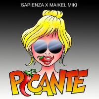 Obal songu Sapienza / Maikel Miki  - Picante