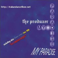 Obal songu My Paradise - CDS