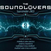Obal songu The soundlovers  - Surrender 2k13