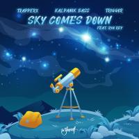 Obal songu Trapperx / Kalpanik Bass / Triggor feat Rya Rey  - Sky Comes Down