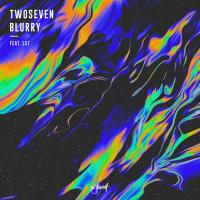Obal songu Twoseven feat LXT  - Blurry