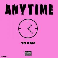 Obal songu Yn Kam  - Anytime