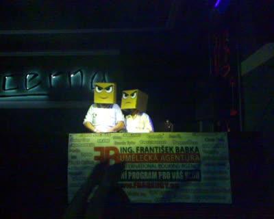 DJs From Mars – Lucerna, České Budějovice